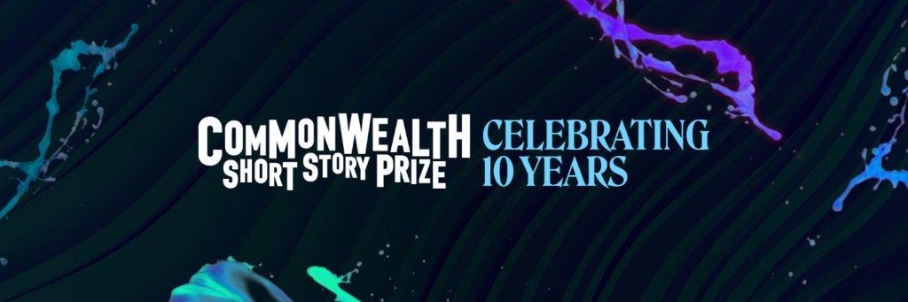 Logo: Commonwealth Short Story Prize Celebrating 10 Years